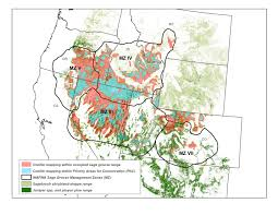 Mapping Tools Science U0026 Policy Sage Grouse Initiative