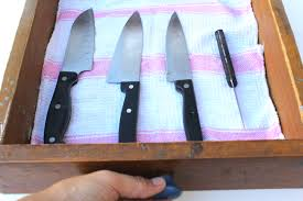 3 ways to clean a knife wikihow