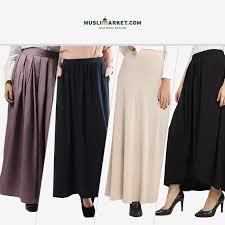 rok panjang muslim tips memilih rok untuk si pinggul besar muslimarket