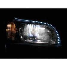 What Are Drl Lights Blinglights 2000 2001 2002 2003 Nissan Maxima Led Drl Lights