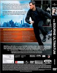 reliance home videos the bourne ultimatum