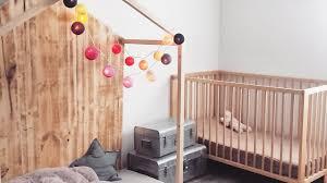 quel éclairage pour une chambre de bébé