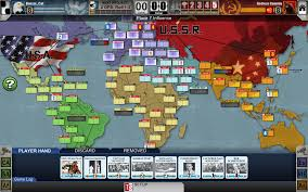 Asia Map Game by Twilight Struggle An Aar U2013 Part 1 Grogheads