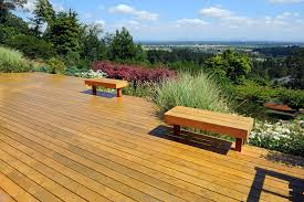 Cedar Deck Bench Combat And Clean Mold From Your Wood Deck All About The House