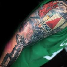 60 boston sox tattoos for baseball ink ideas