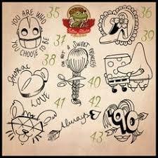 valentine u0027s day flash tattoo collection 3 mrbufo walkin flash