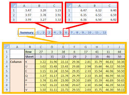 excelling with excel 4 u2013 indirect references aiche