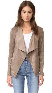 bb dakota shop bb dakota nicholson faux suede jacket mocha in mocha black