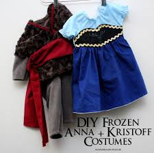 Anna Costume Baby Frozen Anna Costume Tutorial Over 80 Costume Tutorials