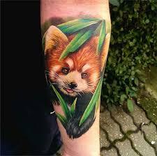 les 25 meilleures idées de la catégorie red panda tattoo sur