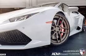 Lamborghini Huracan Modified - adv1 lamborghini huracan lp610 adv005 mv2 cs custom forged 2 piece