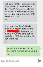 vodacom airtime get up to r300 in bonus airtime from vodacom remember to dial 123 1
