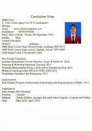 form daftar riwayat hidup pdf paragraphing writing center university of wisconsin madison