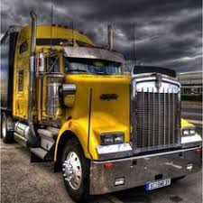 nice color for the truck to all you bloggers on here are you