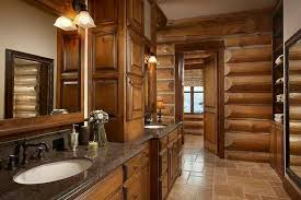cabin bathrooms ideas log cabin rustic bathroom log cabin bathroom design