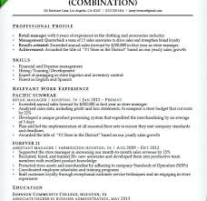 retail sales manager resume experience store manager resume exles retail store manager resume sle 2