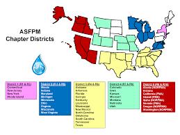 Utah Idaho Map by Asfpm Board Of Directors