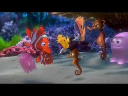 finding classmates finding nemo obnoxious