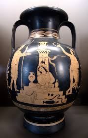 Greek Vase Painting Techniques Lucanian Vase Painting Wikipedia