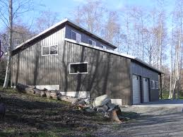 Two Story Pole Barn Pole Building Gallery Lbconstructionofwhidbey Com