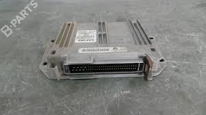 engine ecu renault twingo i c06 1 2 c066 c068 57691