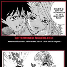 Nosebleed Meme - epic nosebleed are only available in anime manga by 300 meme center