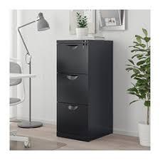 Pictures Of Filing Cabinets Erik File Cabinet Black Ikea