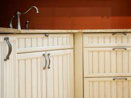 Flat Front Kitchen Cabinets Kitchen Cabinet Hardware Ideas Pictures Options Tips U0026 Ideas Hgtv