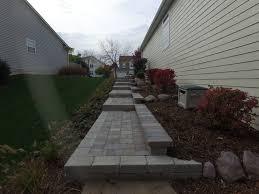 pavestone brick paving chicago u2013 brick paved entrance ways photo