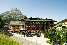 impressions of the hotel krone von lech