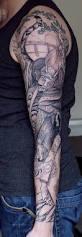 new japanese sleeve samurai u0026 tiger big tattoo planet community
