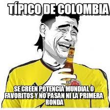 Colombia Meme - t祗pico de colombia yaoming paisa meme on memegen