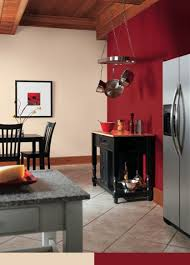 Best  Red Accent Walls Ideas On Pinterest Red Accent Bedroom - Kitchen and living room colors