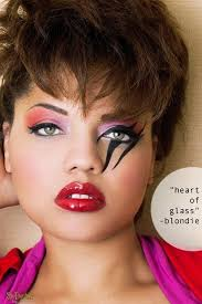 Makeup Schools In New Orleans 80s Makeup Not Done By Me Just Collecting Pictures For Class