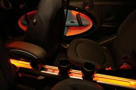 Interior Mini Cooper Countryman Mini Cooper S Countryman Interior Illumination Eurocar News