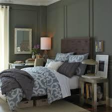 West Elm Organic Duvet Bedroom Design With West Periwinkle Color Elm Bedding Feat White