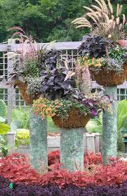 Patio Garden Designs by Garden Pot Ideas Garden Design Ideas