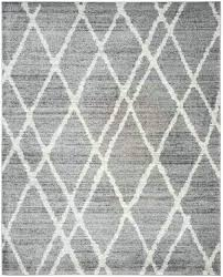 Modern Geometric Rugs Modern Geometric Rugs Ivory Silver Area Rug From Modern Geometric