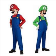 Halloween Costumes Kids Mario Luigi Halloween Costumes Kids Mario Luigi