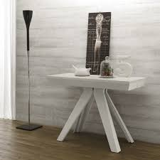 Expandable Console Table Awesome Black And White Bedroom Wallpaper With High White