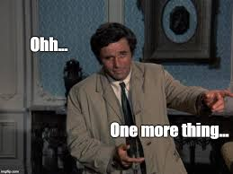 One More Thing Meme - one more thing imgflip