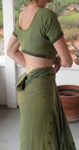 What Is The Meaning Of Drape Sari Safari How To Drape A Tamil Pinkosu Style Sari