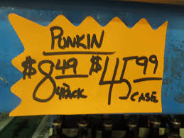 Dogfish Pumpkin Ale by Dogfish Head Punkin Ale Halloween Pumpkin Beer 8 49 4 Pac U2026 Flickr