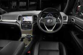 2014 jeep grand cherokee overland crd review performancedrive