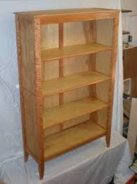 Bookcase Woodworking Plans Free by Painted Bookcase Woodworking Plan By Jeff Branch Woodworking