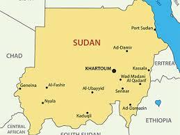 africa map khartoum sudan facts interesting facts about sudan
