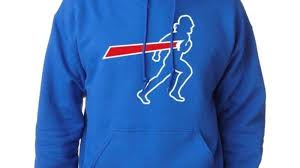 buffalo shop selling streaker shirts for charity wham