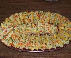 recette cuisine d été de légumes aux couleurs d été recette de de légumes aux
