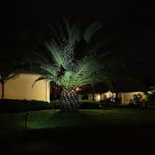 palm tree solar lights remote solar panel lighting system by free light flexible and