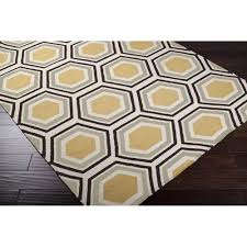 Brown And Gray Area Rug Yellow And Gray Rug Yellow Rugs Latest Esprit Colour In Motion